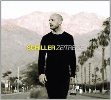 SCHILLER - ZEITREISE - DAS BESTE VON SCHILLER (DELUXE)  2 CD NEU