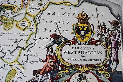 """""""die Schönste Sammlung Alter Deutscher Landkarten(10)+städteansichten(42)"""" Super"""