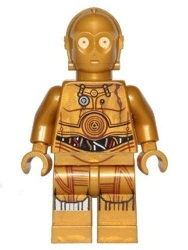 new//new * Lego star wars-c-3po minifigs//minifigures