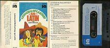 LENNON MCCARTNEY K7 AUDIO UK COVER BEATLES LATIN