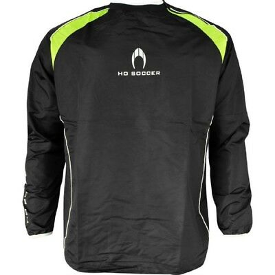 Ho Soccer Giacca Allenamento Calcio - Gk Top Winter Jacket - Black/lime/white Non-Stireria