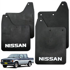 86-97 For Nissan Hardbody 925 Back Rubber Mud Flap Splash Guard Mud Guard D21