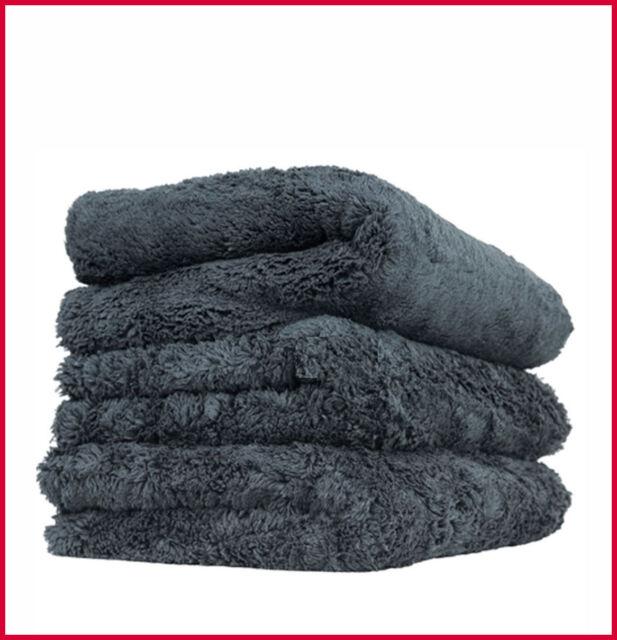 Chemical Guys MIC35603 3 Pack Green 16 x 16/Happy Ending Edgeless Microfiber Towel