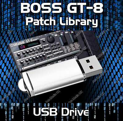 boss gt 8 patches free download