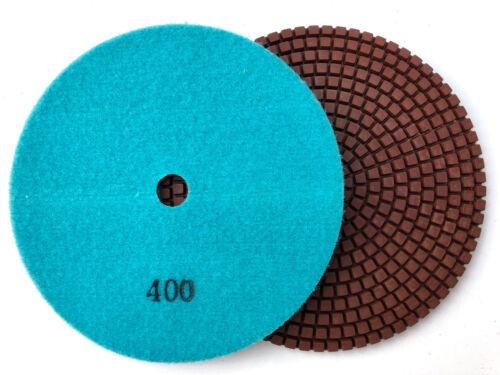 Granite Polishing Pads 7 Inch Diameter