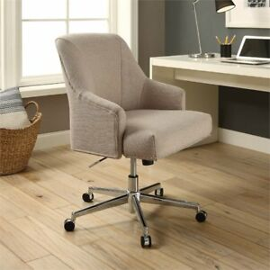 Serta Leighton Stoneware Beige Home Office Chair 47925 Ebay