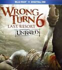 Wrong Turn 6 Last Resort Unrated Version Blu-ray