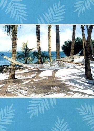 Tree Free Greeting Card 11400 Palm Tree Birthday
