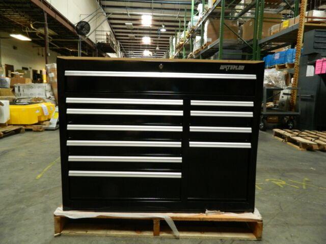 Waterloo 11 Drawer 1 100 Lb Cap Steel Tool Roller Cabinet Wca