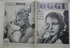 OGGI 21 gennaio 1960 Marina Coppi Ottaviani Joe Sentieri Wankel Stefansson di e