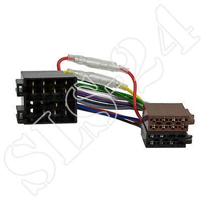 ISO Radioadapter Peugeot 206 306 406 407 Radio Adapter
