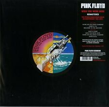 PINK FLOYD WISH YOU WERE HERE (REMASTERED) VINILE LP 180 GRAMMI NUOVO SIGILLATO