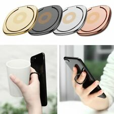 Magnet Handyhalter Ring 360° Rotation Handyständer Fingerring für iPhone Samsung