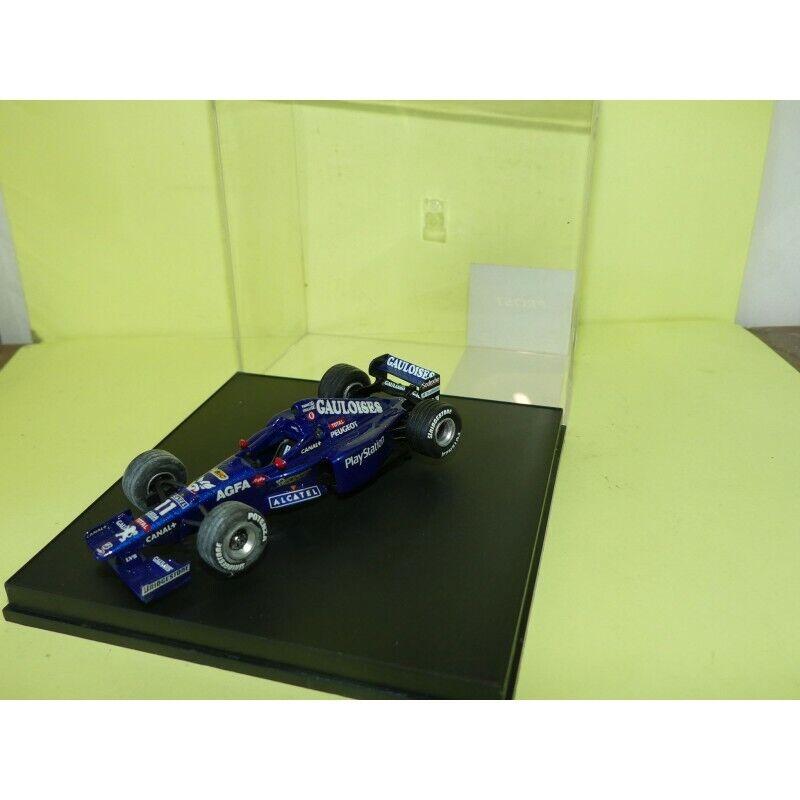 Prost Peugeot AP01 GP 1998 O. Panis Trulli Kit Resine 1 43
