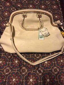 Image Is Loading Vegan Lead Free Alyssa Handbag