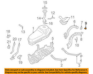 image is loading nissan-oem-fuel-system-fuel-filler-hose-1725179914
