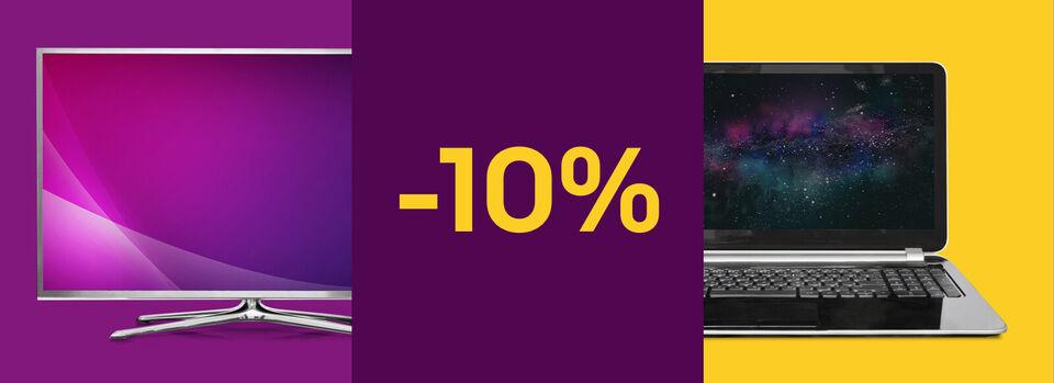 -10% auf unsere Technik-Bestseller – Zum Gutschein - -10%* auf unsere Technik-Bestseller