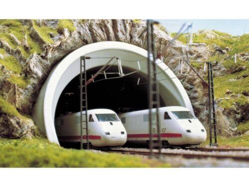 Busch 7021 h0 ICE-Tunnel Portal 2-Gleisig