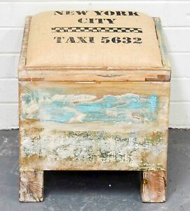 NEW-Recycled-Timber-Shabby-Chic-Distressed-Country-Blanket-Box-Storage-Seat