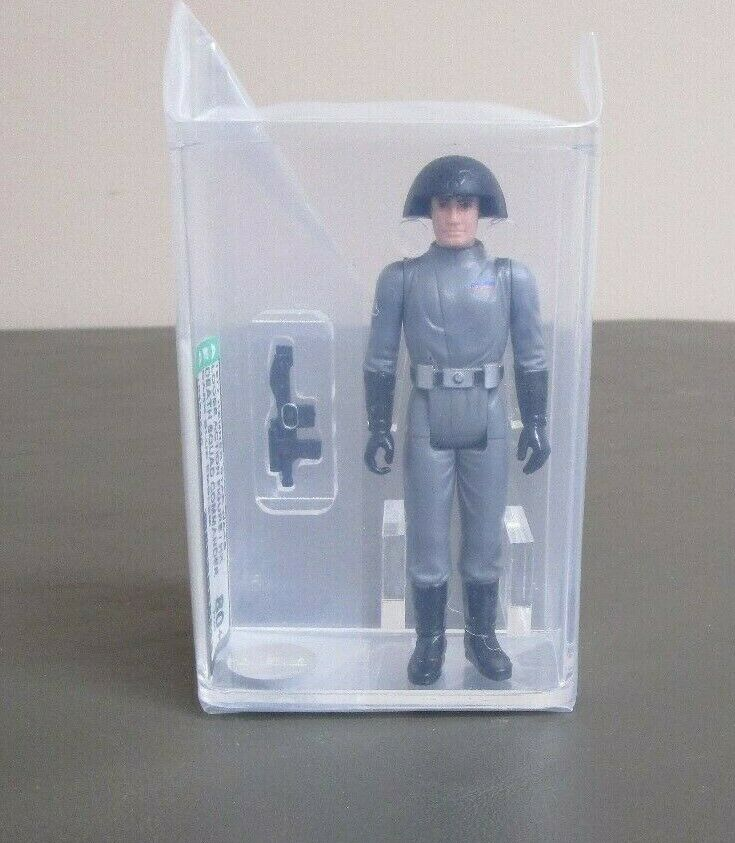 Death Squad Commander 1977 STAR WARS Graded AFA 80+ NM HK Coo JJ New Case  2
