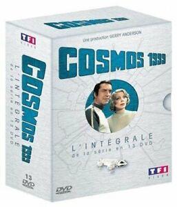 Cosmos 1999 : L'Intégrale de la série - 13 DVD en 2 COFFRETS - NEUF - VF