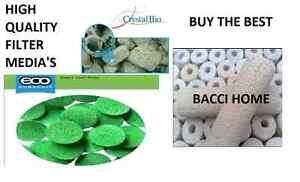 Quality Koi Pond Filter Media Bacci Home Crystal Bio