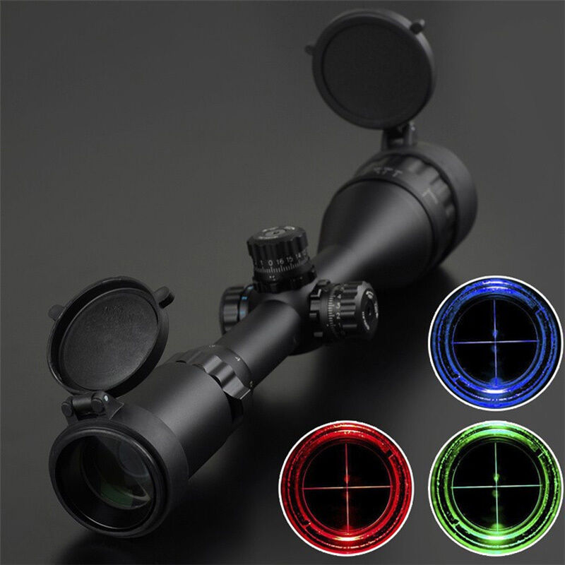 New Arrival CG 3-9X50AOL Air Riflescope Optics Tactical Hunting Rifle Scope