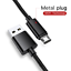 miniature 2 - 3/6/10Ft Micro USB 3.0 Fast Charger Data Sync Cable Cord Samsung LG HTC Android