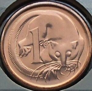 1 cent RAM Roll 1987 1987 Australian One Cent Mint Roll