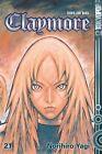 Claymore 21 von Norihiro Yagi (2012, Taschenbuch)