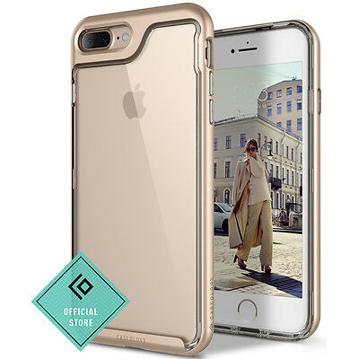 iPhone 8 Plus / 7 Plus Caseology® [SKYFALL] Shockproof Crystal Clear Case Cover