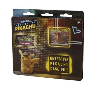 - New Pokemon 5 x 4.5 inches Detective Pikachu Movie STICKER