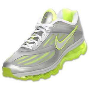 Ultra Us 90 Nike 97 Sneaker 8 Air Argent Max 95 Nz Métallique Neu Gr 41 Volt R4 7qEqzfwxnr