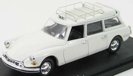 CITROEN ID BREAK taxi 1959 1 43 MODEL rio4232 rio