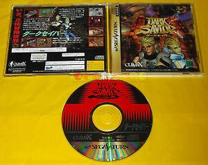 DARK-SAVIOR-Sega-Saturn-Versione-Giapponese-NTSC-USATO