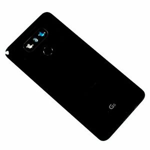 fe4d8c8126d OEM Rear Battery Back Door Glass Cover Housing Replacement For LG G6 ...