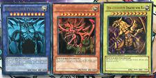 Obelisk + Slifer + Ra Götterkarten Serienkarten LC01 Yu-Gi-Oh! DEUTSCH NM #172