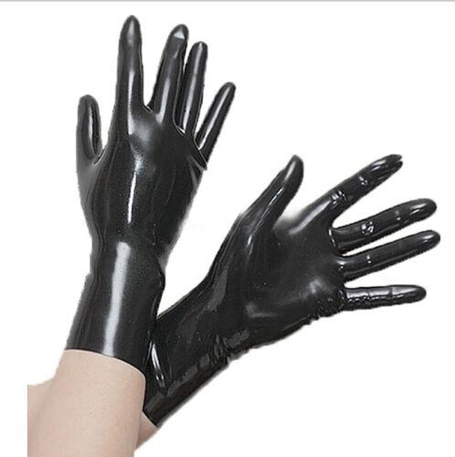 Platex Latex Rubber Bondage Gloves NEW RRP £70