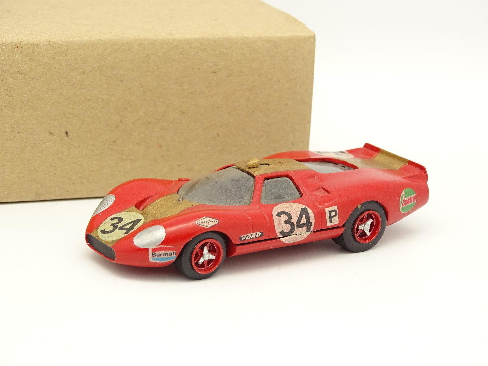 Grand - prix - modelle setzen aufgebaut metall 1   43 alan mann gr 34 marken luke ford