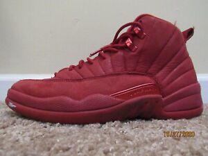 Air Jordan 12 gym red size 9.5 | eBay