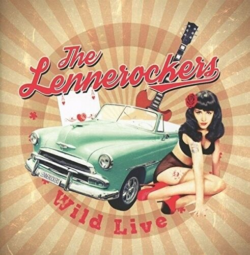 Lennerockers - Wild Live [New CD] UK - Import