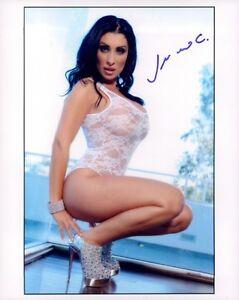 Jessica-Canizales-autographed-8x10-photo-COA