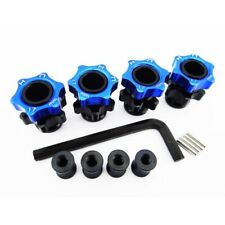 Hot Racing Traxxas Slash 4x4 Aluminum 17mm Hubs SLF117X06