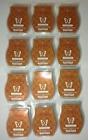Lot Of 12 Scentsy Bars Clove & Cinnamonbrownpriority Shippingchristmas