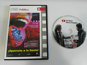 24-HOUR-PARTY-PEOPLE-DVD-SLIM-MICHAEL-WINTERBOTTOM-ESPANOL-ENGLISH