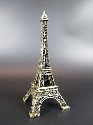 Eiffelturm Tour Eiffel Paris Frankreich,15 Cm Metall Souvenir Reise Modell äRger LöSchen Und Durst LöSchen