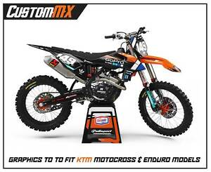 CustomMX-Graphics-Kit-Fits-KTM-SX-SXF-EXC-85-125-150-250-300-350-450-models
