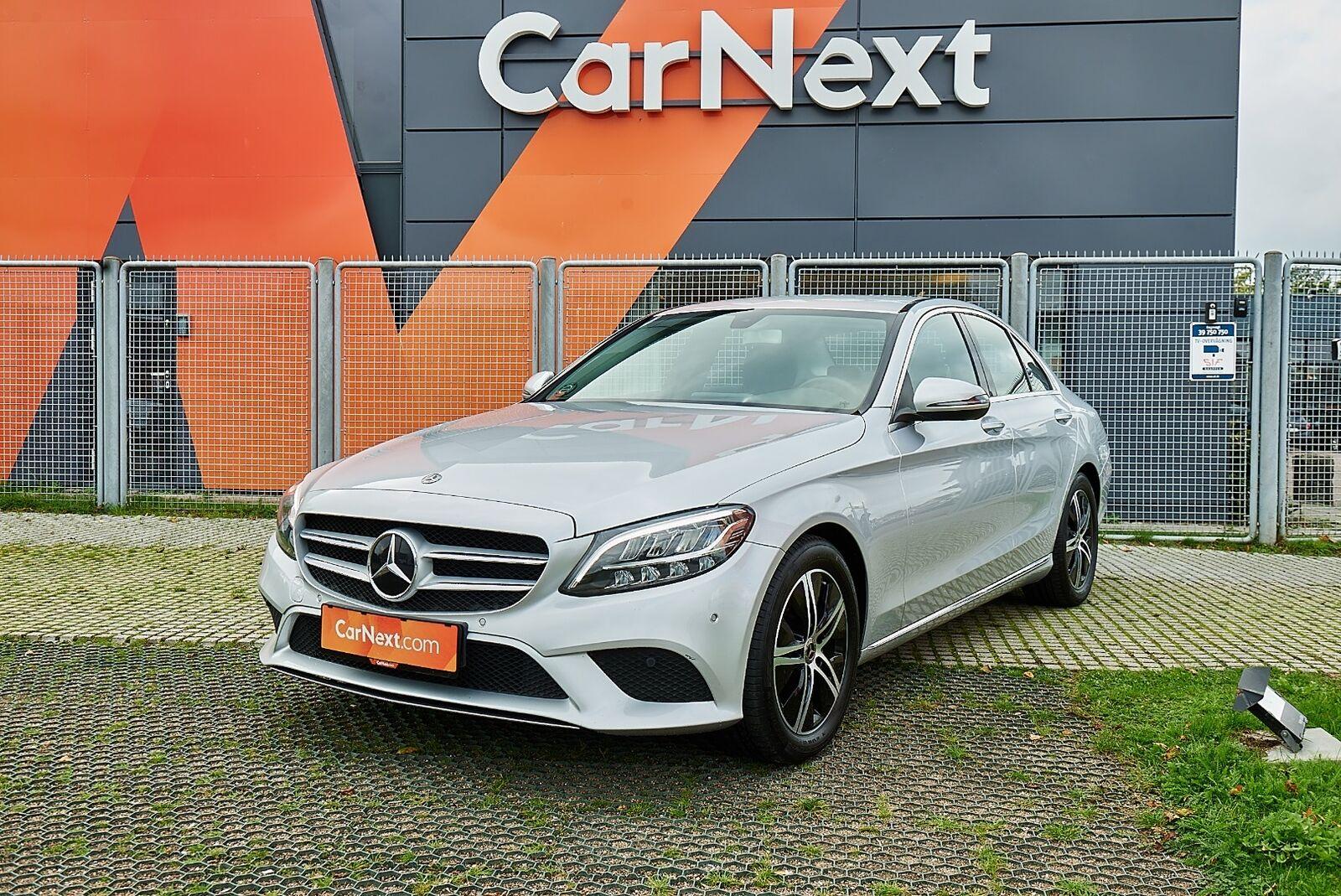 Mercedes C220 d 2,0 Advantage aut. 4d - 379.900 kr.