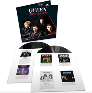 Queen-Greatest-Hits-Vinyl-LP-NEW-Bohemian-Rhapsody-Freddie-Mercury