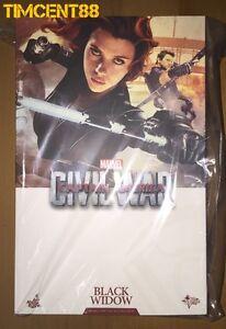 Ready-Hot-Toys-MMS365-Captain-America-Civil-War-Black-Widow-1-6-Figure-New